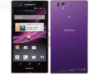 Harga Sony Xperia Z C6602