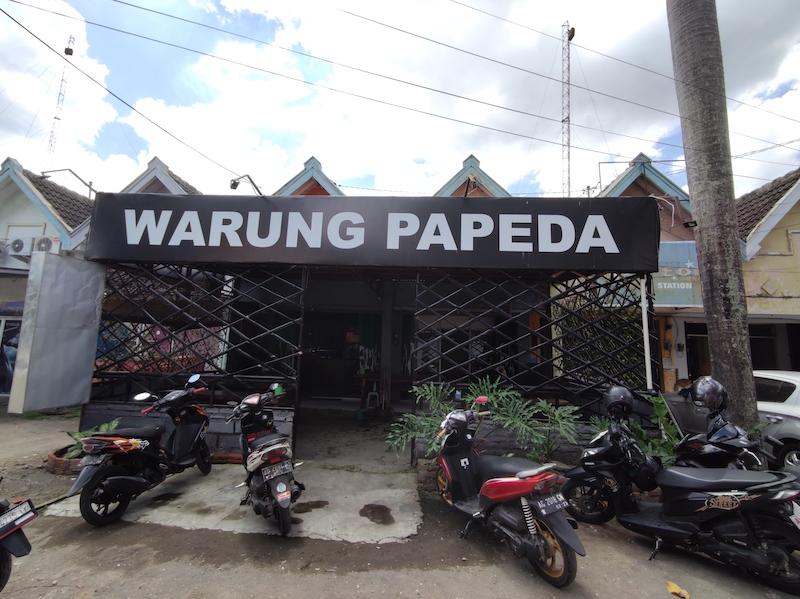 Warung Papeda Jogja, Kuliner Papua dengan Ikan Bakar Colo-Colo Terenak