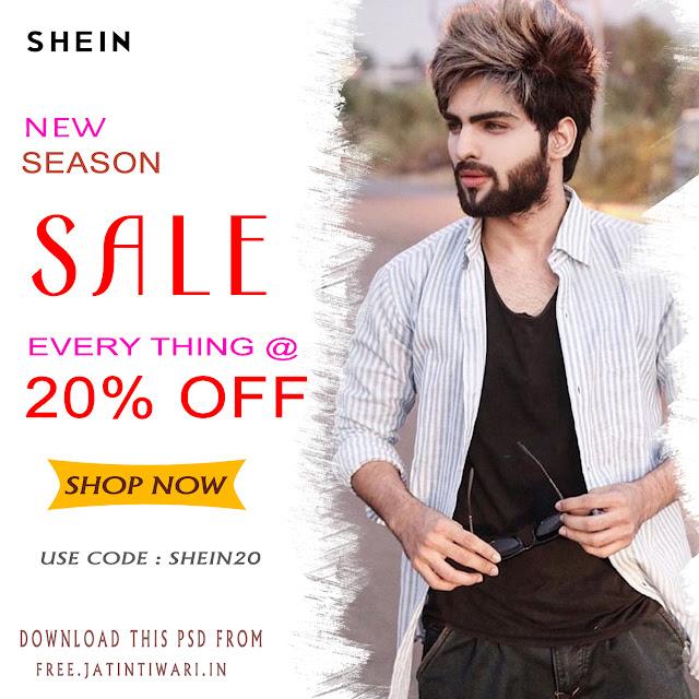 Fashion Poster Jubin Shah