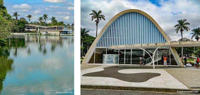 Iate Clube da Pampulha e Igreja de São Francisco, Belo Horizonte