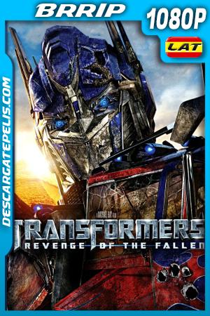 Transformers: La Venganza de Los Caídos (2009) 1080P BRRIP Latino – Ingles