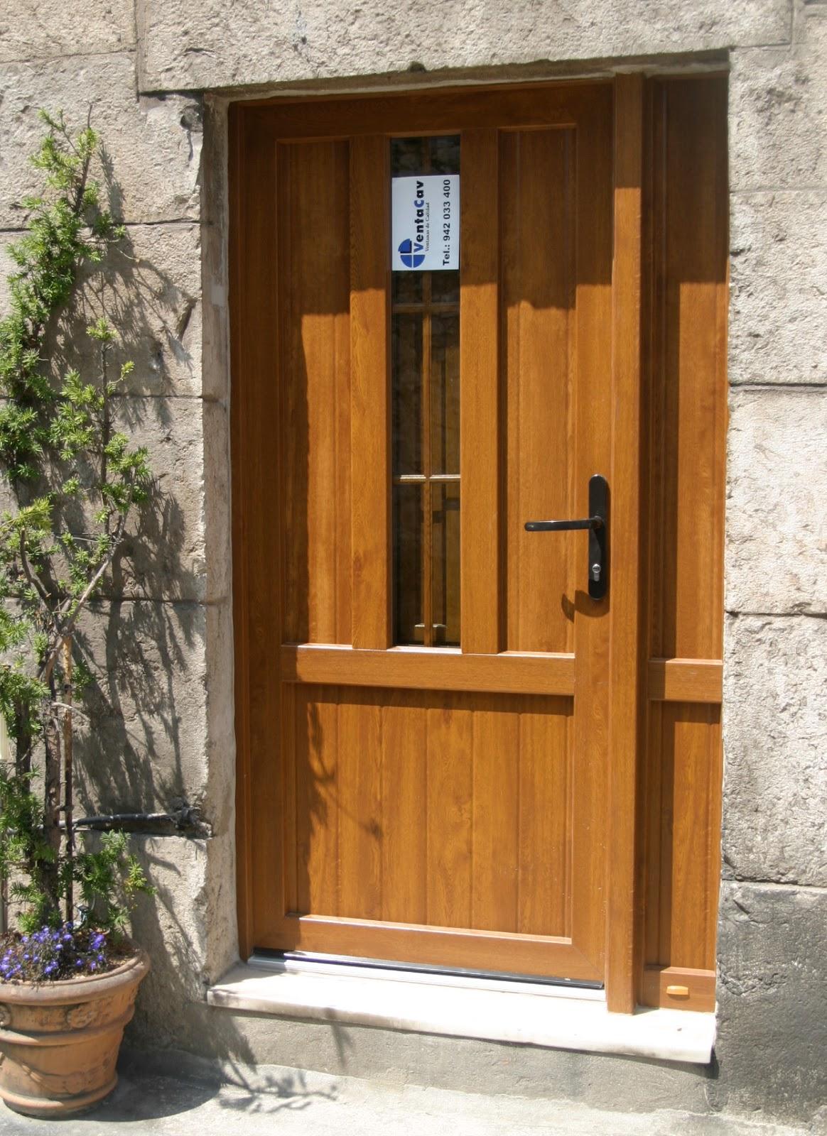 Ventanas de pvc o aluminio ventanas y puertas de - Puerta exterior aluminio precio ...