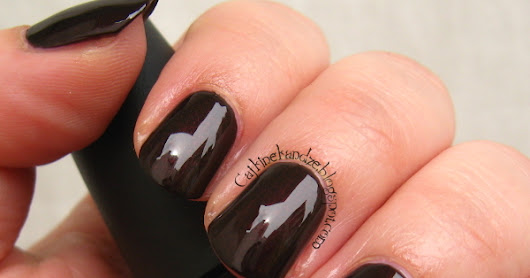 OPI Midnight in Moscow