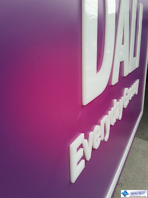 Laser Cut Acrylic Sign Philippines