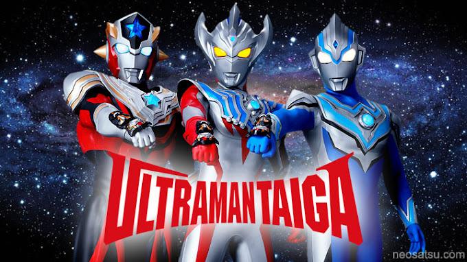 Ultraman Taiga Batch Subtitle Indonesia