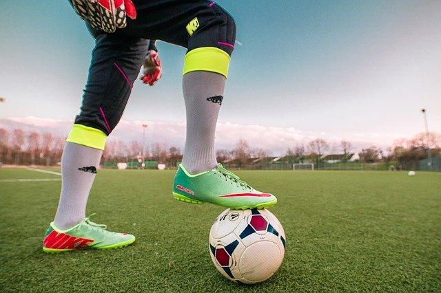 Jenis Gerak Variasi Permainan Sepak Bola