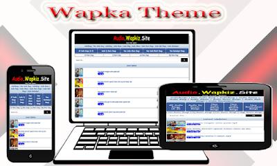 Wapka Theme Demo 2021