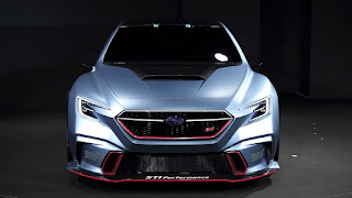 Subaru Viziv STI Performance Concept