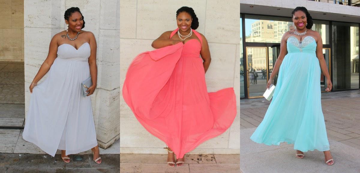 Prom Girl 2015   Curvy Fashion