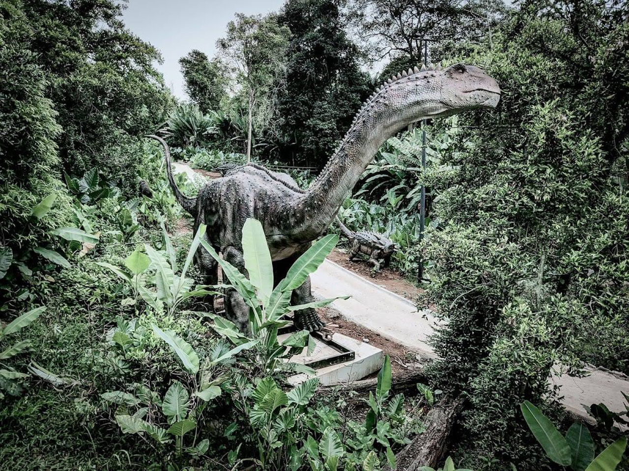 Dinosaur Encounter Melaka