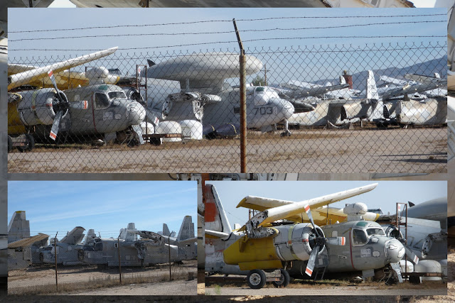 Things to Do in Arizona - Airplane Boneyard