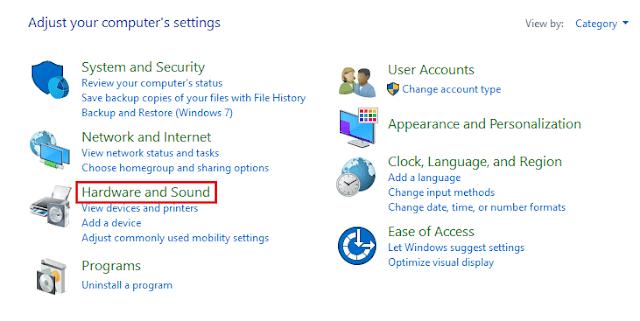 Cara Agar Layar Laptop Tidak Mati Windows 7 dan Windows 8