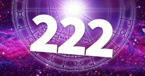 Ý nghĩa tâm linh của số 222, vũ trụ đang gửi thông điệp cho bạn