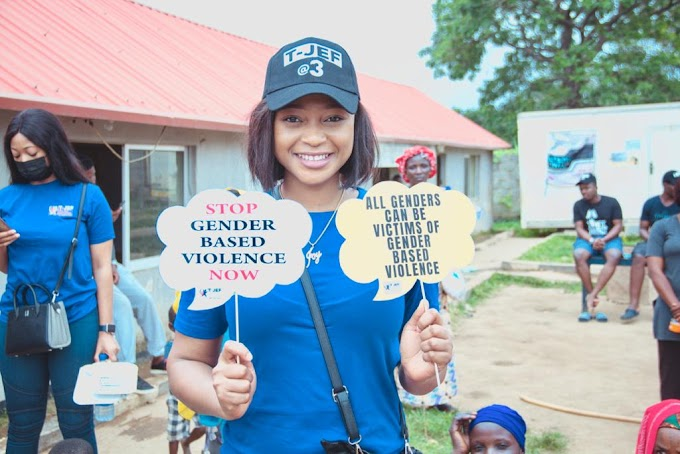 Nigeria NGO Juli Foundation Hold Advocacy Sensitisation Program With Emmanuel And Rachel Foundation In Nigeria