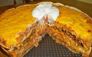 Mexican Tortilla Casserole Recipe