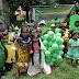 पटना : ग्रीन डे फैंसी ड्रेस कम्पटीशन में मनमोहक अंदाज में नजर आए नन्हें बच्चे