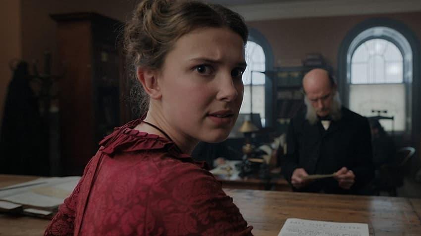 Рецензия на фильм «Энола Холмс» - Сестра Шерлока и Майкрофта спасает феминизм!