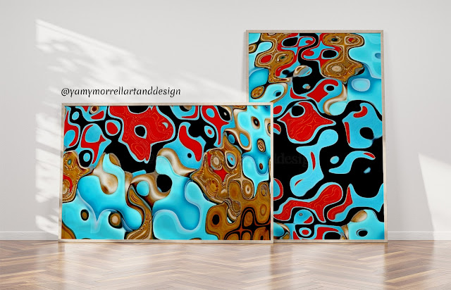 colorful-abstract-art-set-by-yamy-morrell