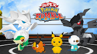 Download Super Pokémon Rumble, available for Nintendo 3Ds