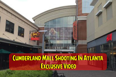 Cumberland Mall Shooting In Atlanta | Exclusive Video
