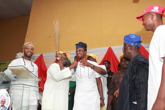 """""""ACCORD House of Representatives Candidate Decamped to APC"""""""