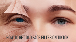 Old face filter tiktok | How to get the Old Face Tiktok filter