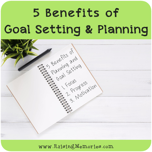 How breaking goals up into smaller steps helps