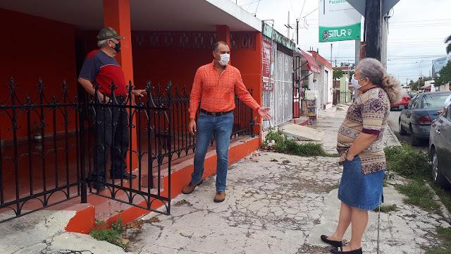 Aumentan accidentes viales y asaltos en la Fidel Velázquez; vecinos