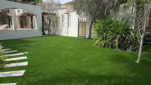 شركة العشب الصناعي بالدمام وتنسيق الحدائق المنزلية والفلل في الدمام