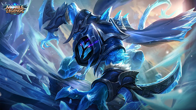 Wallpaper HD Helcurt Ice Scythe