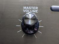 Kawai Grandstage master volume control knob