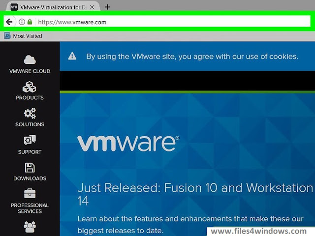 VMware-Player-Latest-Version-Download