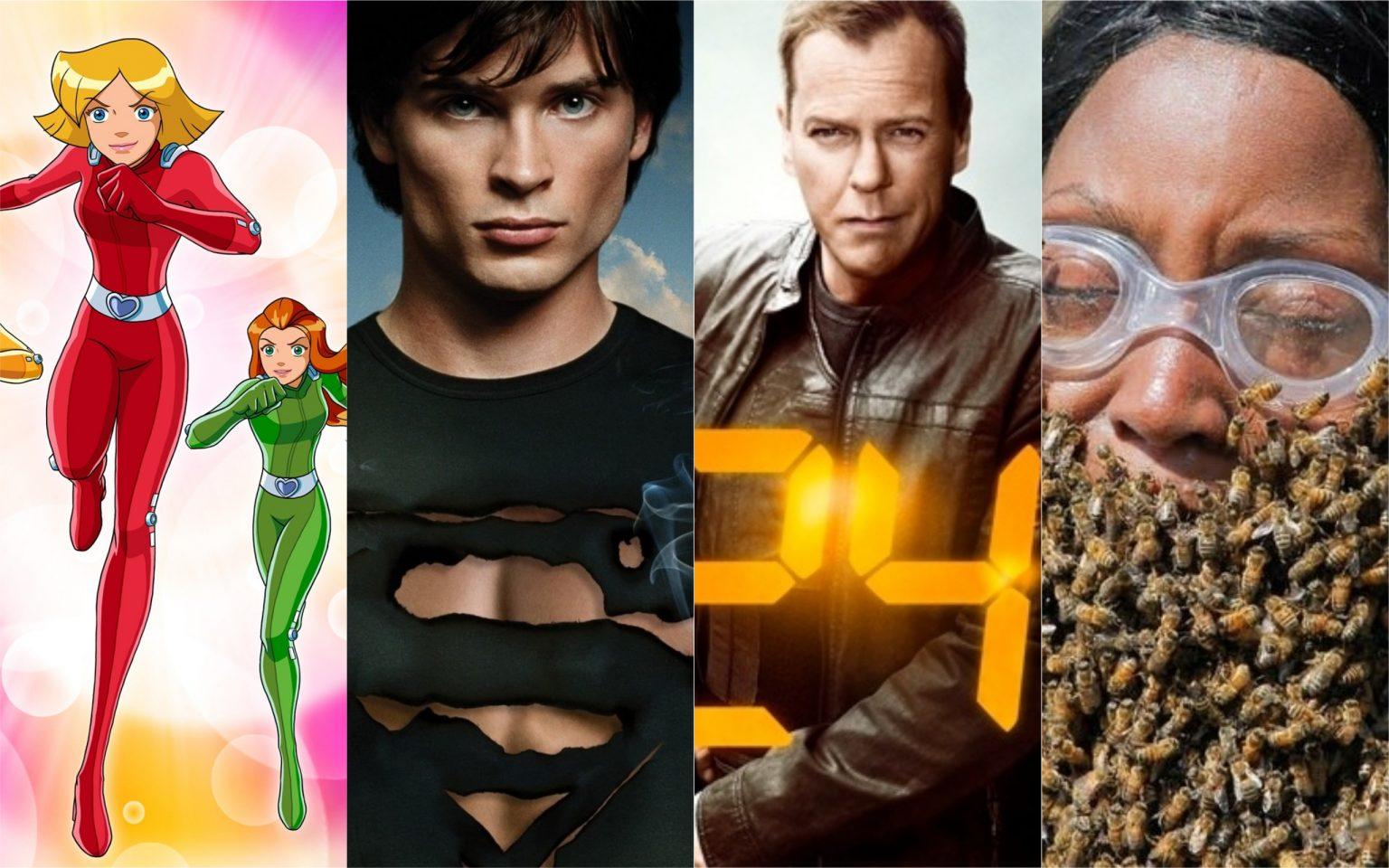 Những loạt phim nổi tiếng đã ra đời cách đây 20 năm