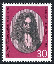 Gottfried Wilhelm Leibniz, German mathematician and philosopher 1966