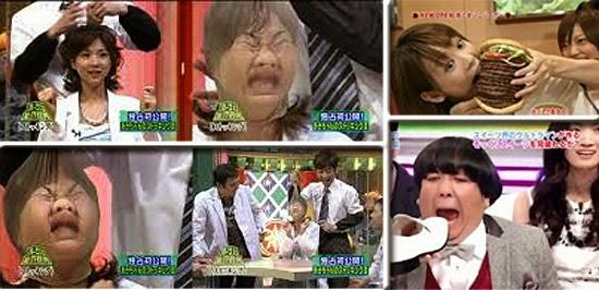 Programas estranhos da TV japão