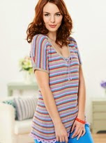 http://www.letsknit.co.uk/free-knitting-patterns/beginners-stripy-summer-shirt