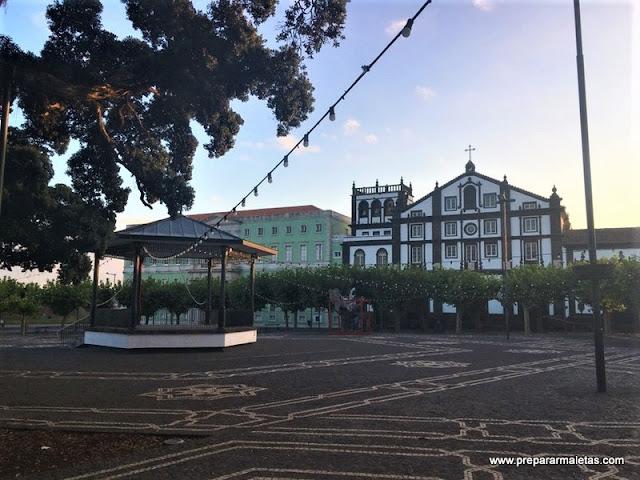 lugares que ver en Ponta Delgada San Miguel