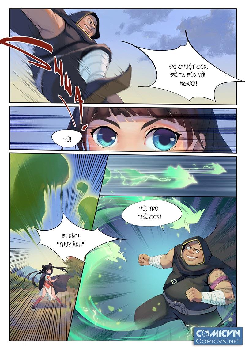 Yêu Túc Sơn Chap 13 Trang 11