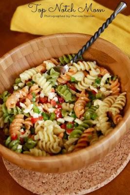 Top Notch Mom: Perfect Pasta Salad