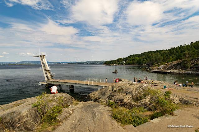 Ingierstranda, Oslo - Noruega, por El Guisante Verde Project