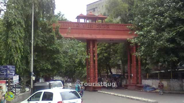 Ambe Maa Temple Surat Gujarat