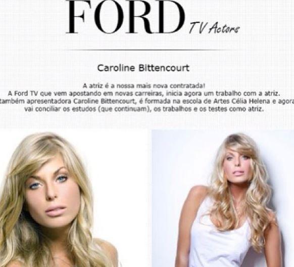 Carol bittencourt carreira