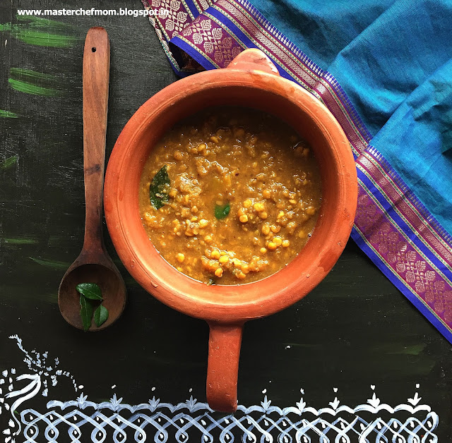 Traditional Sambar Recipe