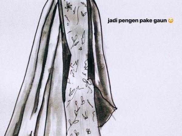 (INGIN) JADI FASHION ILLUSTRATOR