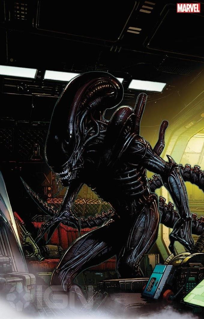 Los personajes de Alien y Depredador aterrizan en Marvel Cómics