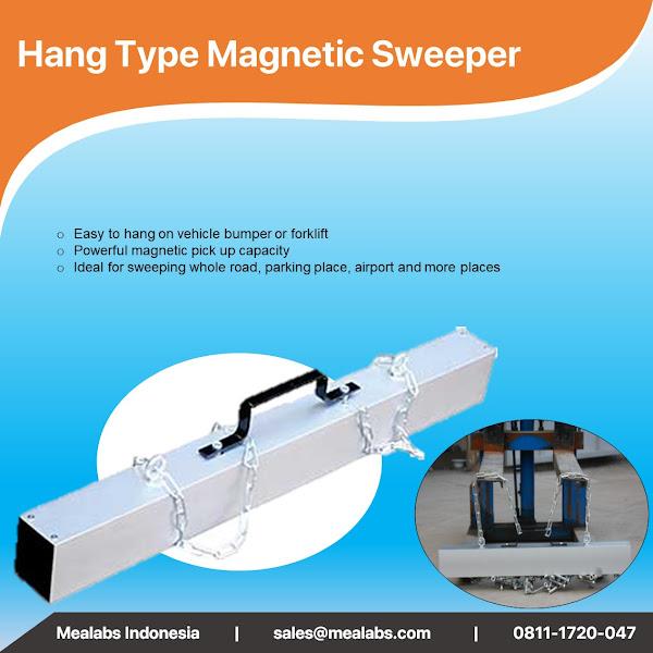 1130 Series Hang-Type Magnetic Sweeper