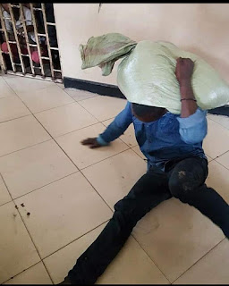 Thief from Upper west region