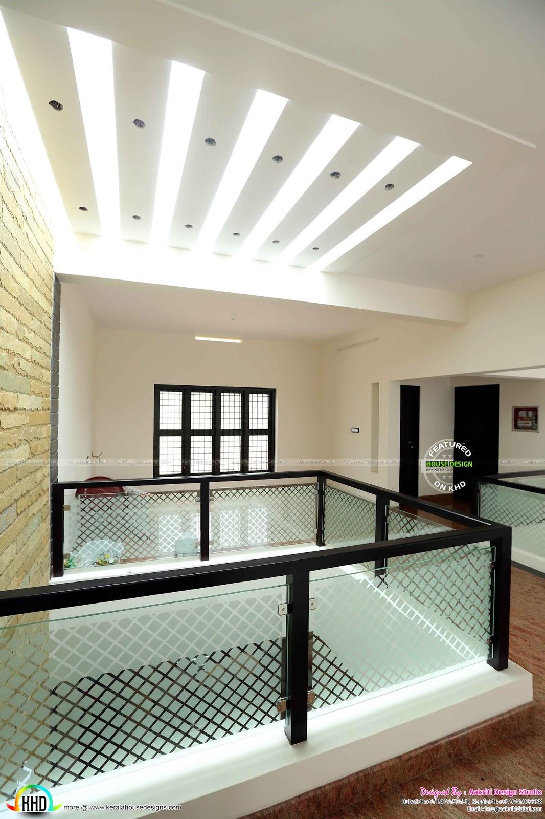 Finished villa at Kolencheri Ernakulam  Kerala home design and floor plans