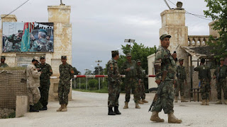Afghan Bases