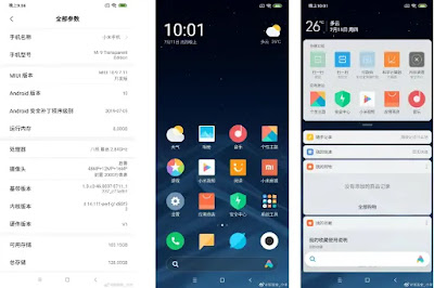 MIUI 10 based on Android Q in works